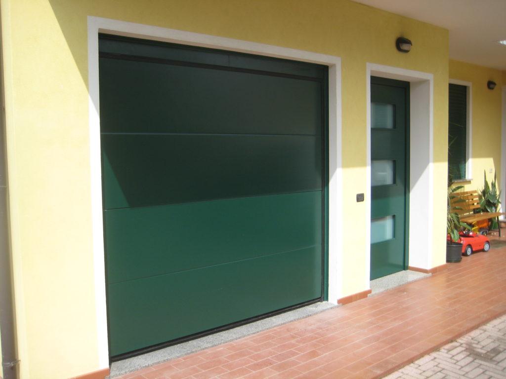 Sezionale & Blindato con vetro SECUR 20